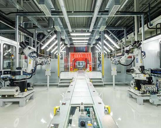 Robots del rango EcoRSi