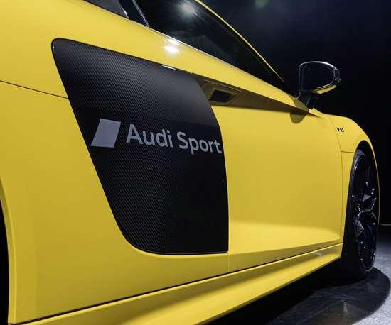 Personalización del Audi R8