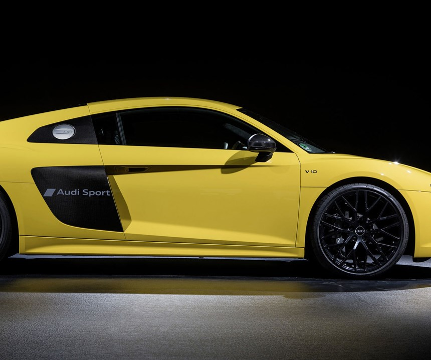 Audi R8 personalizado