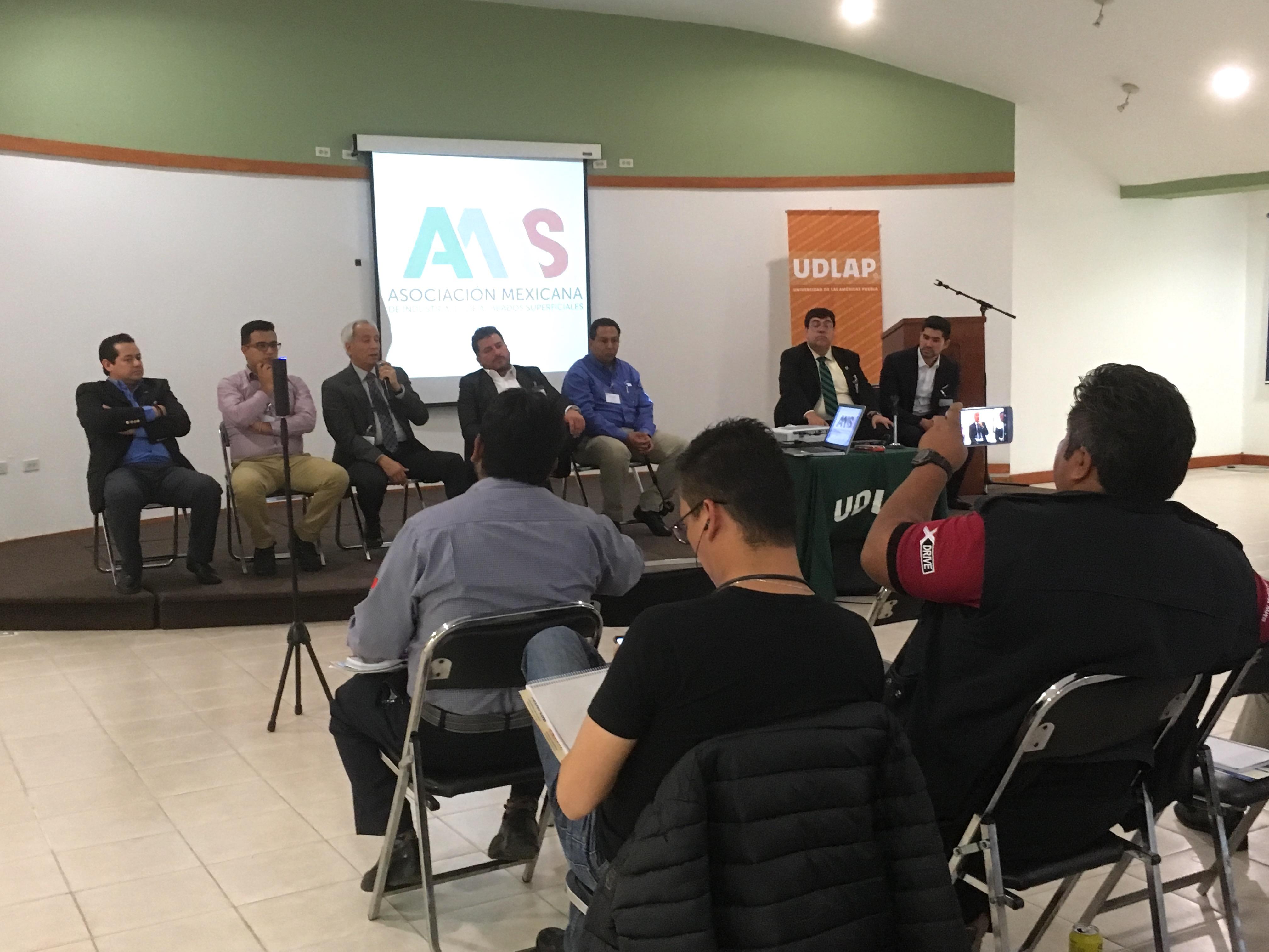 Sesión técnica de AMAS
