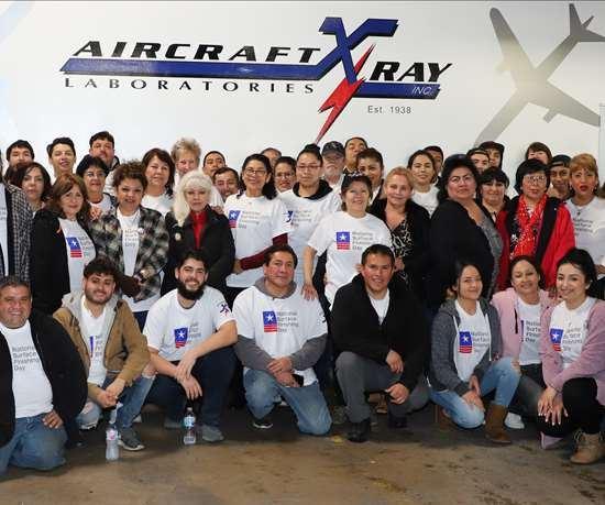 aircraft xray