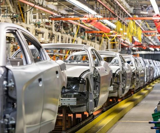 producción autos