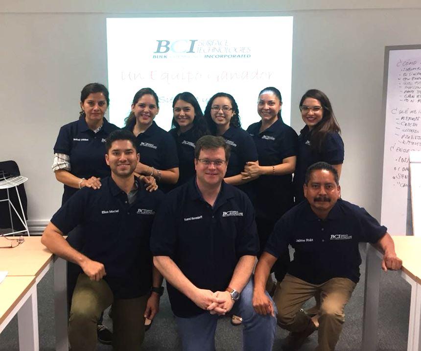 Equipo BCI México