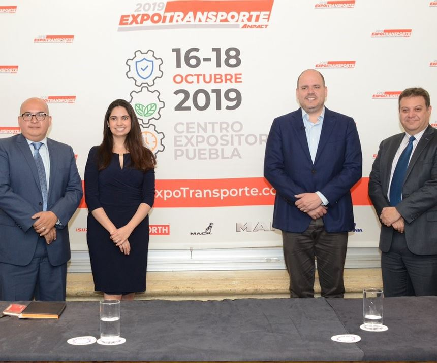 Expo Transporte ANTPAC