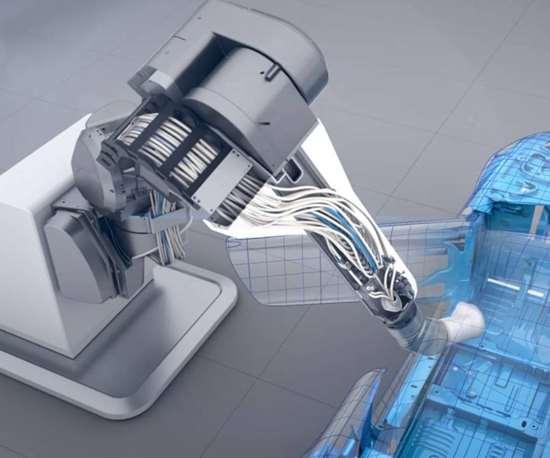 robot de pintura