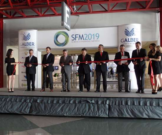 Surface Finishing México 2019