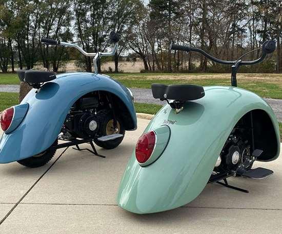 Minibike Volkspod