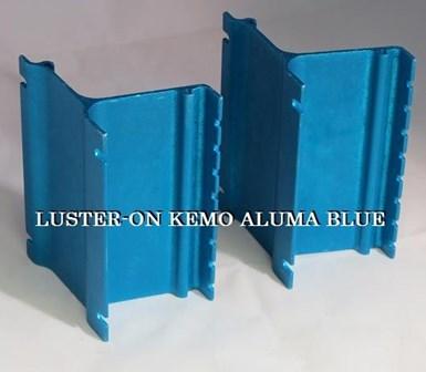 Los recubrimientos de conversión Luster-On protegen el aluminio
