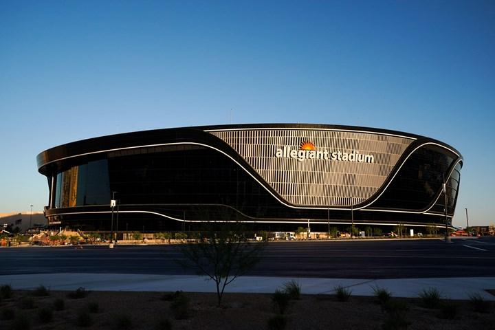 Estadio Allegiant de los Raiders