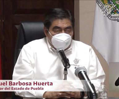 Puebla prohíbe reinicio de actividades en automotriz y construcción