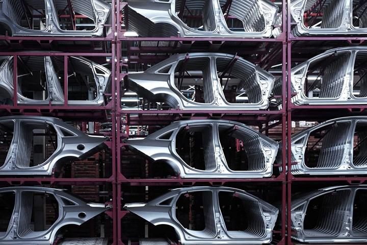 Acero para automóviles