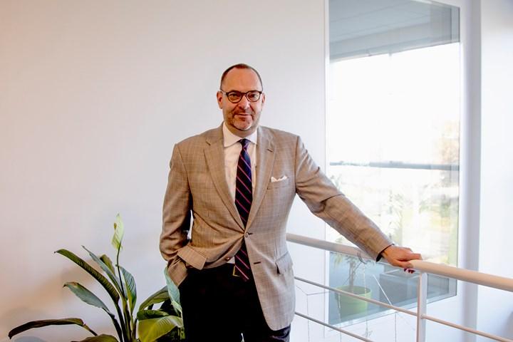Erik Weyls, CEO de Coventya.