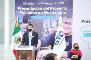 La austriaca Pollmann instalará su planta en Guanajuato con una inversión inicial de 4.45 mdd