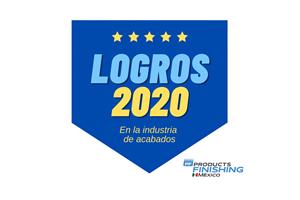 Comparta los logros de su empresa de acabados durante este 2020
