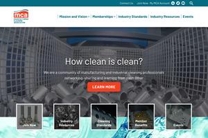 La Manufacturing Cleaning Association lanza su sitio web