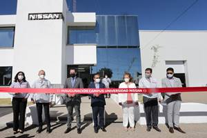Abre Universidad Nissan nueva sede en Aguascalientes