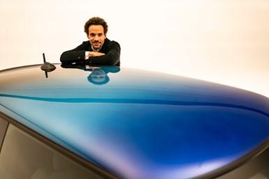 Oliver Heilmer, director de MINI Design