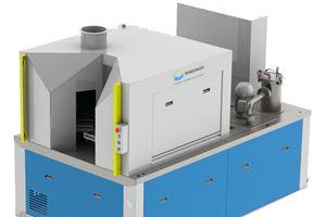 La lavadora Ransohoff Cell-U-Clean RTL es compacta y eficiente