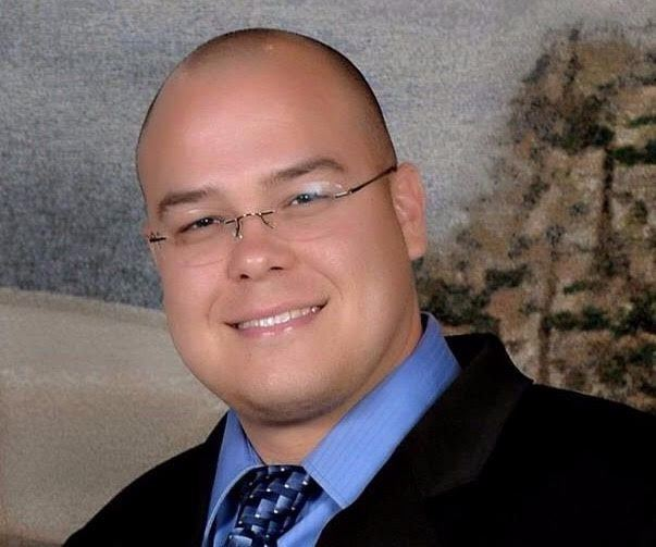 Asterion technical sales rep Angelo Magrone