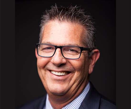 John Schott, vice president of business development, Magic Rack/Production Plus