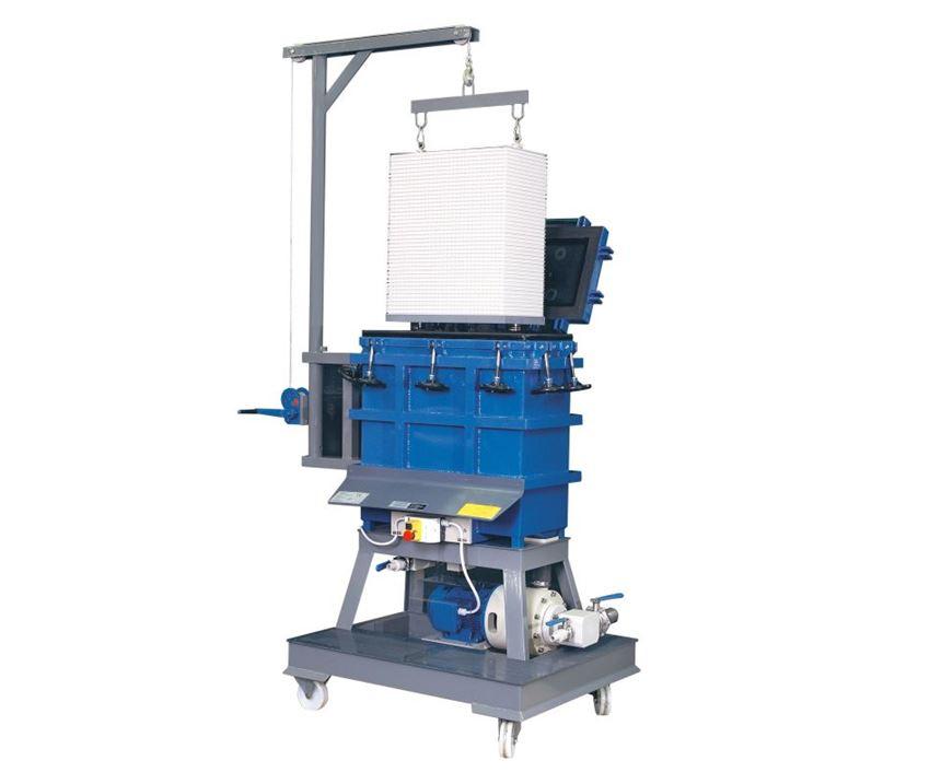 OMG Co. filter pump