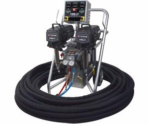 Titan Helix VR2.3 spray system