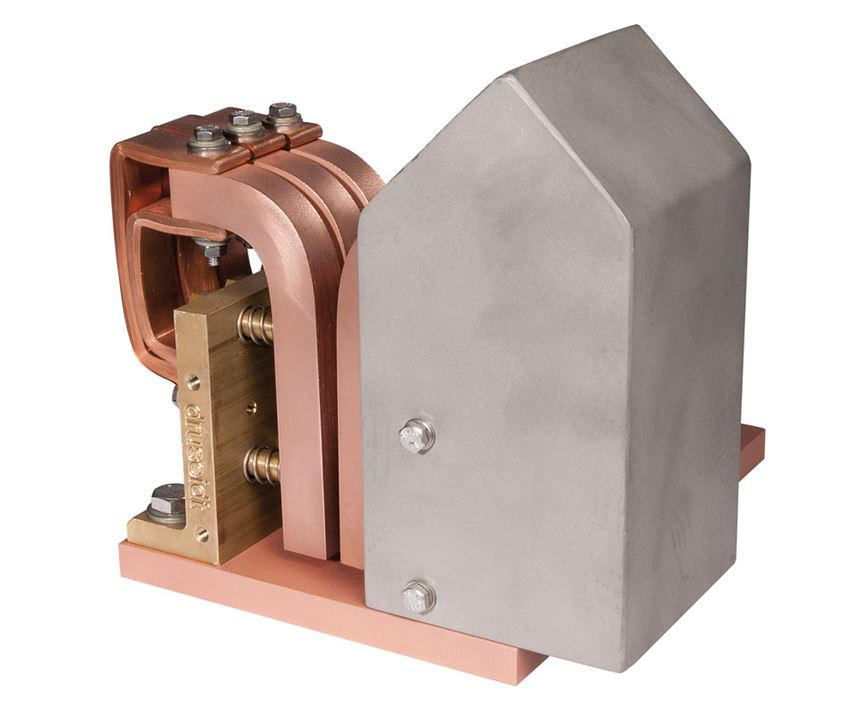 electrical contact block system