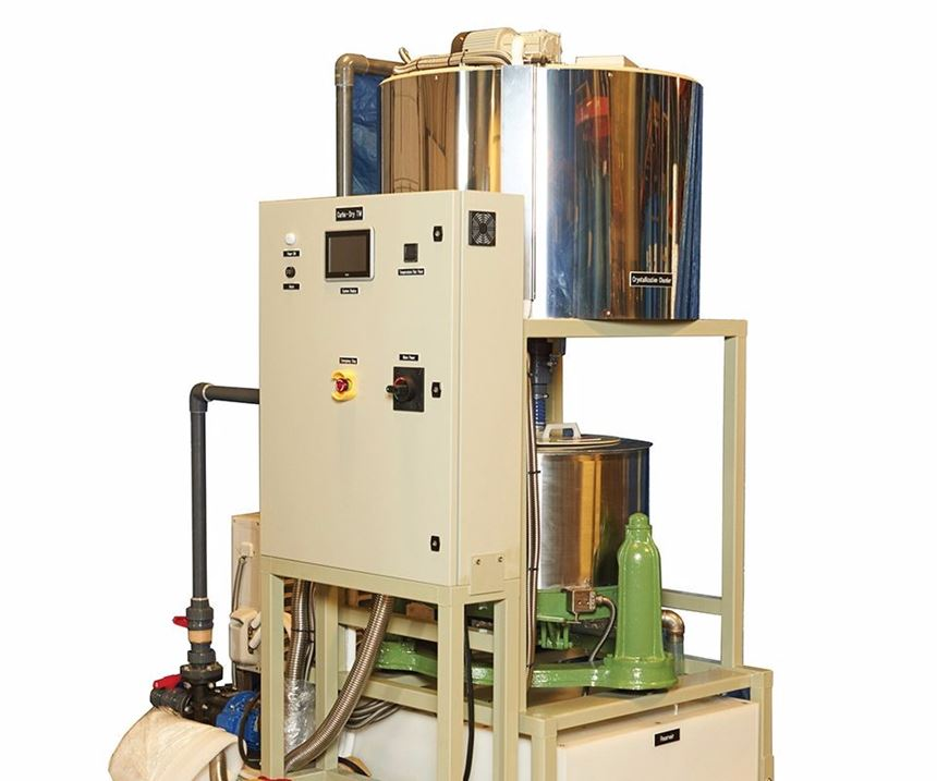 Asterion Carbo-Dry carbonate removal system
