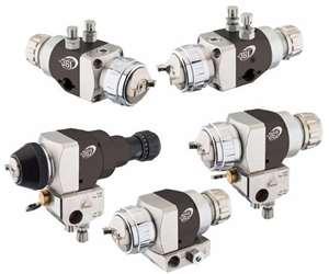 Carlisle Fluid Technologies DeVilbiss AG-360 automatic spray guns