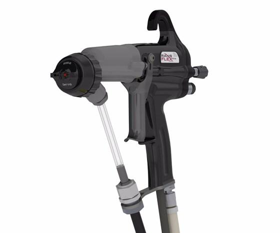 Carlisle Fluid Technologies Ransburg RansFlex manual spray gun