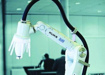 Durr Systems EcoRP 10 R1100 six-axis paint robot