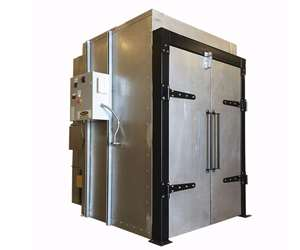 Fostoria Process Equipment modular batch curing oven