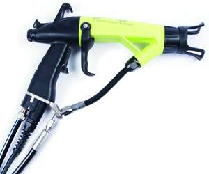 Sames Kremlin Nanogun-MX Airmix electrostatic spray gun
