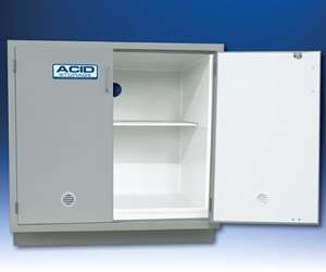 Hemco Acid Storage cabinet