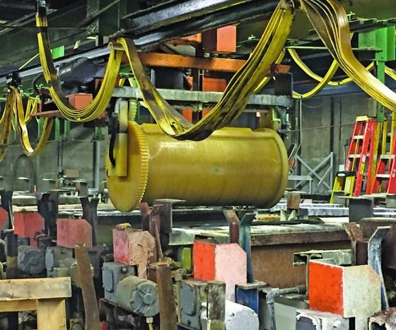New Method Plating nickel barrel-hoist plating line