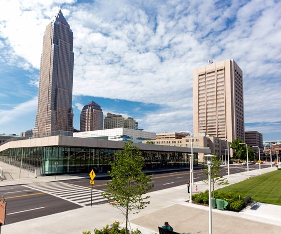 photo of cleveland convention center
