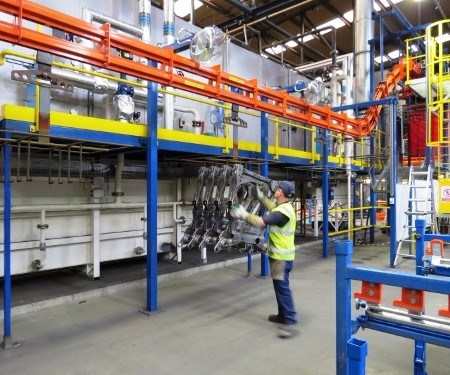 George Koch Sons Acquires Engineered Finishing Solutions