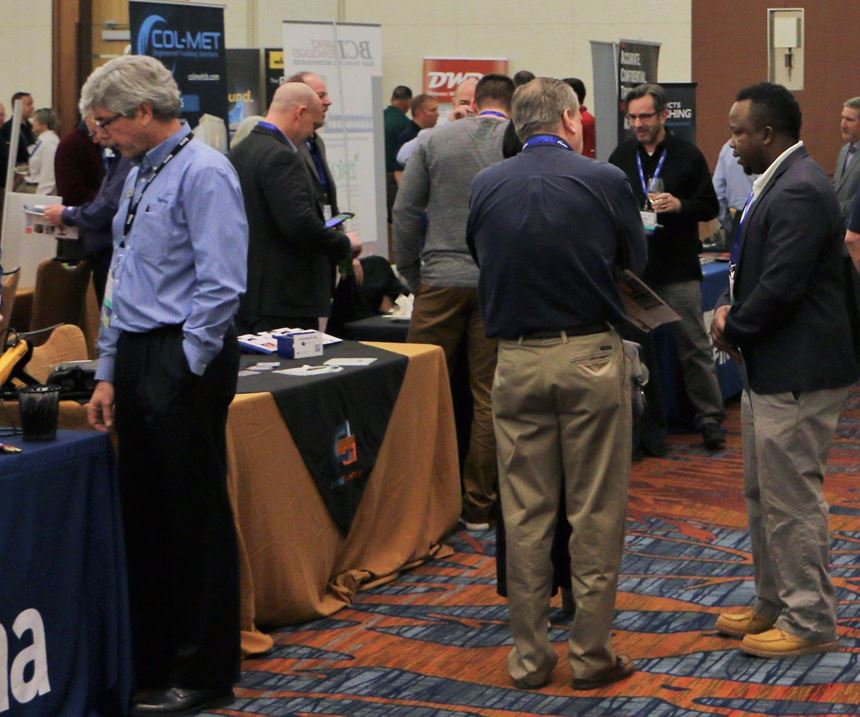 PCI Powder Coating 2018 Technical Conference & Tabletop Exhibition