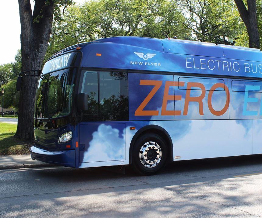new flyer bus