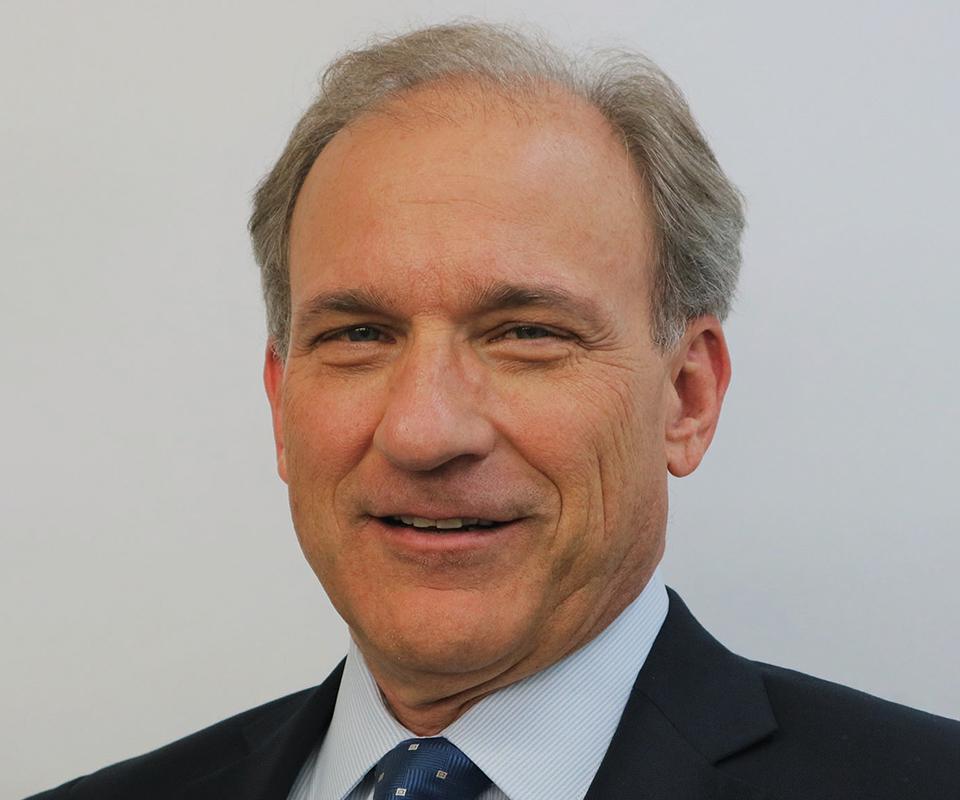 Kent Anderson, president of Doerken Corp. USA.