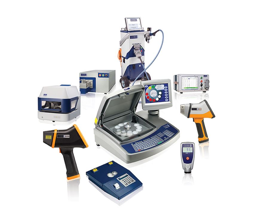 Hitachi High-Tech Analytical Science products.