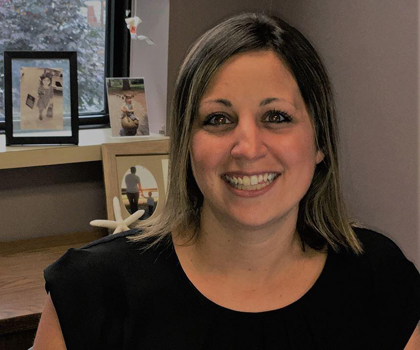 Shelley Panek, marketing manager, Hubbard-Hall Inc.