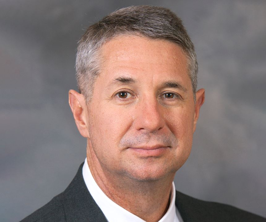 Sam Millikin, global platform business director for aerospace sealants and packaging at PPG.