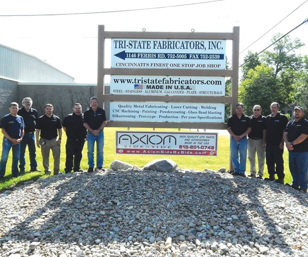 Top Shops: Employees drive Tri-State Fabricators to Growth, Success image