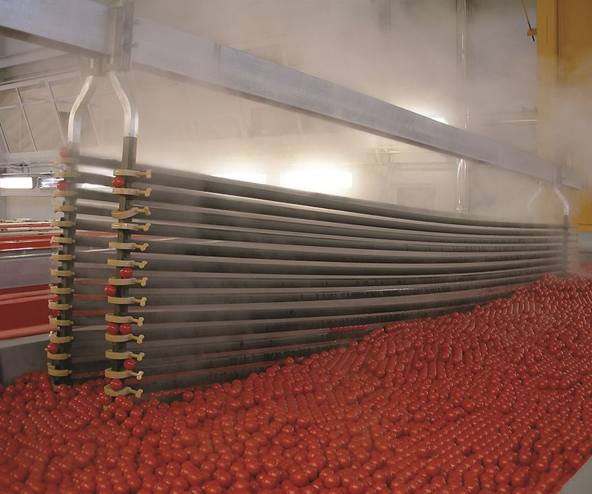 Aluminum hotsealing anodizing process.