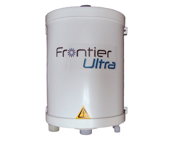 Process Technology's Frontier Ultra inline chemical/solvent heater.