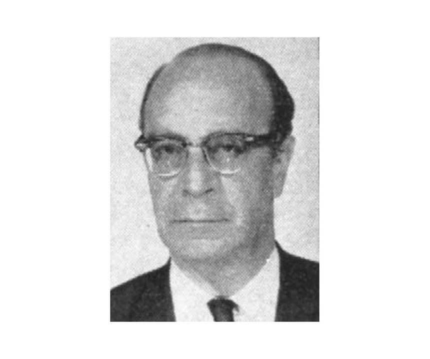 PF Hall of Fame Inductee Dr. George E.F. Brewer