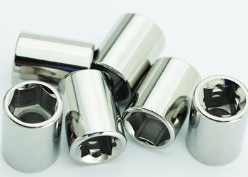 Sockets barrel coated with Pavco's Hex-A-Gone Revolution trivalent chromium coating