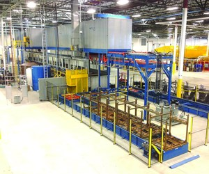 Therma-Tron-X SlideRail Square Transfer (SST) material-handling system