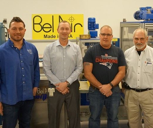 Electronics Company Gets Boost from Bel Air Finishing image